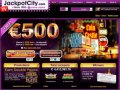 JackpotCity Casino Screenshot Lobby